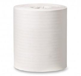 Полотенце  D=18.5CМ 150М 1 рулон белый