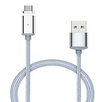 Micro usb magnet Магнитный кабель для зарядки Android Samsung