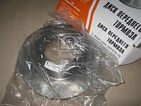Диск тормозной ГАЗ 330 2 передачиd=104мм EXPERT (производитель АДС, г.Ульяновск) 3302-3501078-10