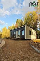 Модульные дома для дачи, Модульные жилые дома , Быстровозводимые модульные дома