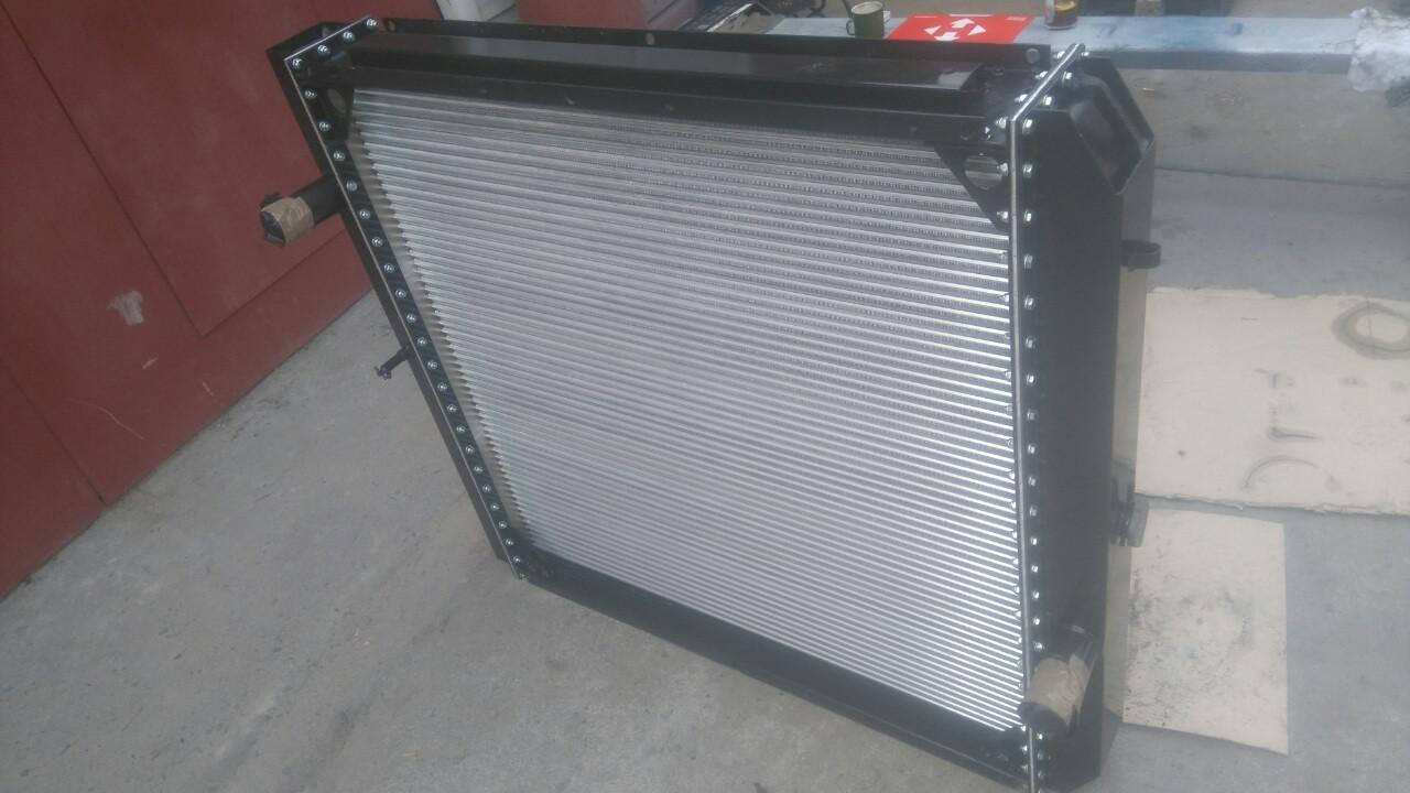 Радиатор экскаватора Doosan Solar 340