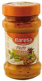 Соус песто россо з помідорами Baresa Pesto Rosso 190 гр.