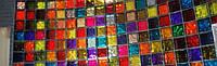 Стеклоблоки Seves Glassblock Вasic Brilly W цветные ярких оттенков