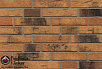 Клинкерные термопанели Feldhaus Klinker Classic R286 nolani viva rustico carbo