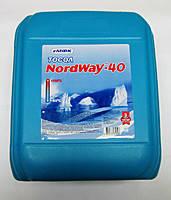 Тосол NordWay-40 (-24°С) 10 л.