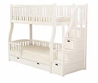 Двухъярусная кровать детская Мария 2
