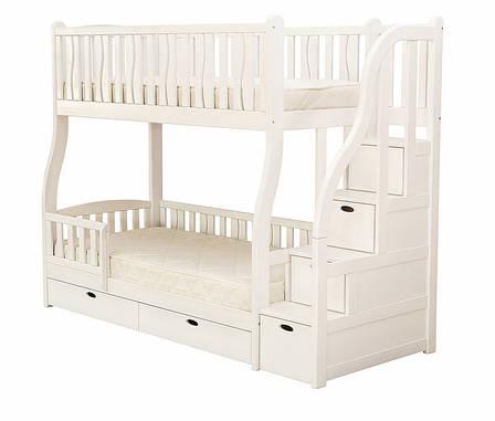 Двухъярусная кровать детская Мария 2, фото 2