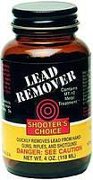 Ср-во д/чистки Shooters Choice Shooters Choise Lead Remover 4 oz (для удаления свинца)
