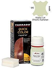 Крем-восстановитель для гладкой кожи Tarrago Quick Color, 25 мл, цв. лён (646) - Светловодск-Комплект в Кировоградской области