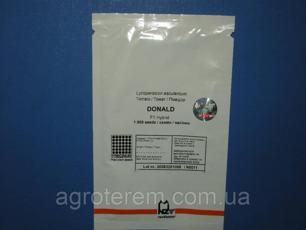 Семена томатов Дональд F1 (Donald F1) 1000 с