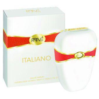 Женская парфюмерная вода Italiano 80ml. Prive