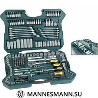 Набор из 215 гаечных ключей MANNESMANN