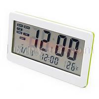 Термометр комнатный DC-208 с часами