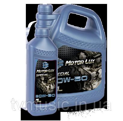 Масло моторное Motor Lux 20W50 1 литр