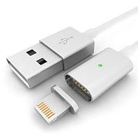 Магнитный  кабель для зарядки IOS устройств