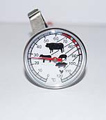 Термометр для мяса с прищепкой