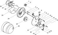 Giersch R30 Колесо вентилятора