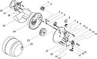 Giersch R30 Шумоглушник всмоктування повітря