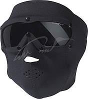Маска-шлем Swiss Eye S.W.A.T. Mask Pro неопреновая, 2 компл. сменных линз ц:черный
