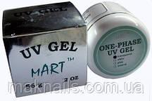 УФ гель для наращивания ногтей мАРТ 56g (Италия)