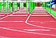Спортивна фарба для спортивних майданчиків, тенісних кортів ISAVAL, прозора база 15л, фото 4