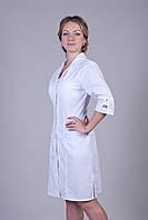 Медицинский  халат  2123  (батист.)