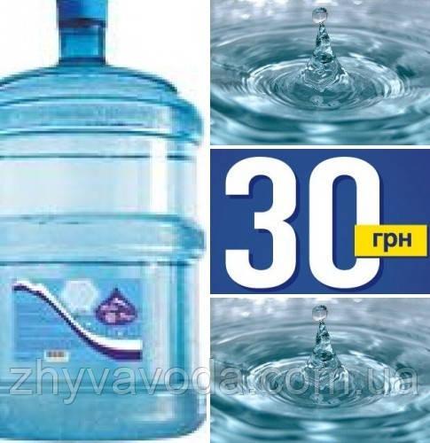 """Поднятие цены на воду  """"Живая вода"""" в магазине и доставку воды"""