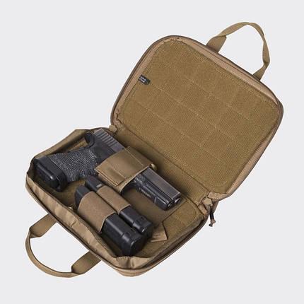 Чехол для оружия Single Pistol Wallet® - Cordura® - койот, фото 2