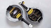 Сковорода Edenberg с мраморным покрытием, 24 см