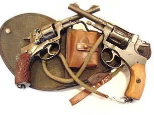 Наган Гром 4мм (Револьверы системы Нагана под патрон флобера)