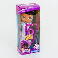 """Кукла SY 12 A 2 """"Доктор Плюшева"""" (60/2) музыкальная, в коробке"""
