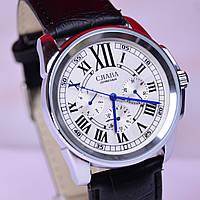 Мужские часы Слава GK1015 механика с автоподзаводом
