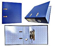 Папка-регистратор А5 8см синяя