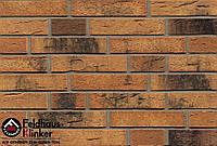 Клинкерные термопанели Feldhaus Klinker Sintra R665 sabioso binaro