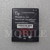 Аккумулятор FLY IQ456i (BL3808) (Li-lon 3,8В 2000мАч) (5834003650) Orig