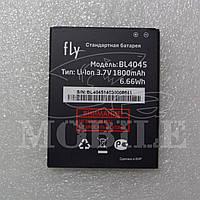 Аккумулятор FLY IQ4410i (BL4045) (Li-lon 3,7В 1800мАч) (200200351) Orig