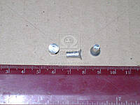 Заклепка 4х10 накладки колодки тормоза ГАЗ 24 (1кг - 2350шт) (производитель Украина) 1\05328\03
