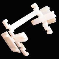 Распорный крестик 10 мм для монтажа стеклоблоков