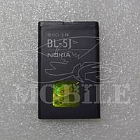 Аккумулятор Nokia 5800/5228/5230/5235/C3-00/N900/X1-00/X6-00/201 Asha (BL-5J) 1320mAh