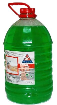 Жидкое мыло 5л Z-BEST в асортименте