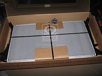 Радиатор охлаждения NISSAN; OPEL; RENAULT (пр-во Nissens) 630709