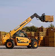 Услуги телескопического погрузчика Подъем грузов на высоту Подъемные работы Подъем груза на этаж