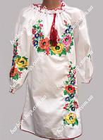 Детское вышитое платье 50241