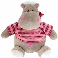 Мягкая игрушка Orange Бегемотик Жорик в розовой футболке 50 см (MC1983/50-2)