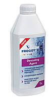 """Препарат для удаление минеральных отложений """"Descaling Agent"""", Froggy (1 л)"""