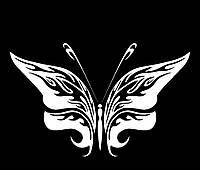 Виниловая наклейка- Бабочка 1