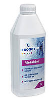 """Препарат для удаления металлов из воды """"Metaldez"""", Froggy (1 л)"""
