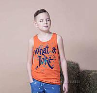 Майка для мальчика Овен Шутка 17М2-235 140