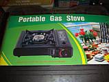 Плита газовая туристическая, фото 8