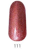 Гель-лак My Nail System № 111 терракотовый метеллик  9 мл